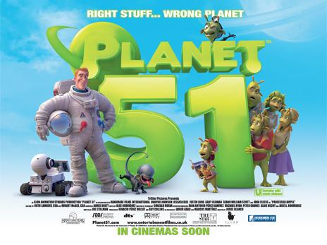Planet 51 2