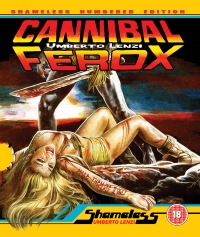 "Shameless Screen Entertainment editará en Blu-Ray ""Cannibal Ferox"""
